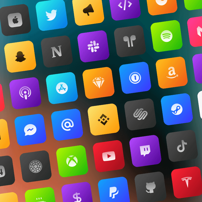 iphone aesthetic app icons